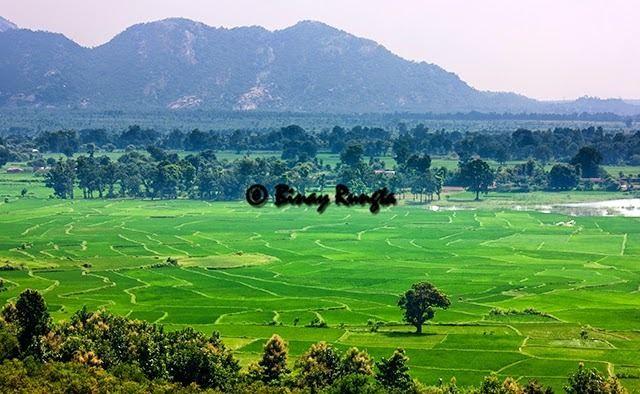 Jhalda Beautiful Landscapes of Jhalda