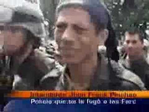 Jhon Frank Pinchao Liberacin de Jhon Frank Pinchao YouTube