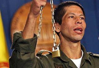 Jhon Frank Pinchao El Enemigo Pblico de las FARC se llama Juan Pinchao Blog Sin