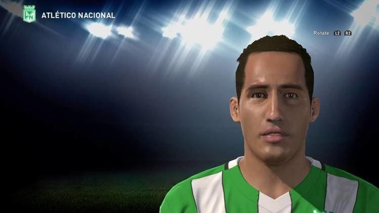 Jhon Mosquera PES16 John Edison Mosquera Atletico Nacional YouTube