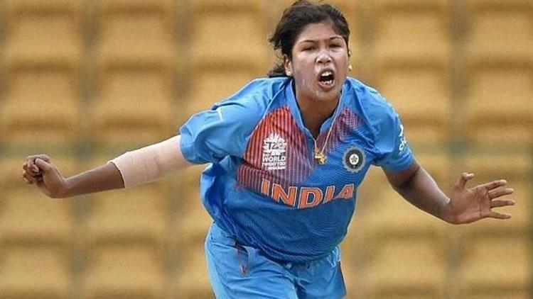 Jhulan Goswami Injured Jhulan Goswami Sukanya Parida to miss Womens World Cup