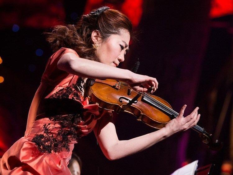 Ji-Hae Park JiHae Park The violin and my dark night of the soul