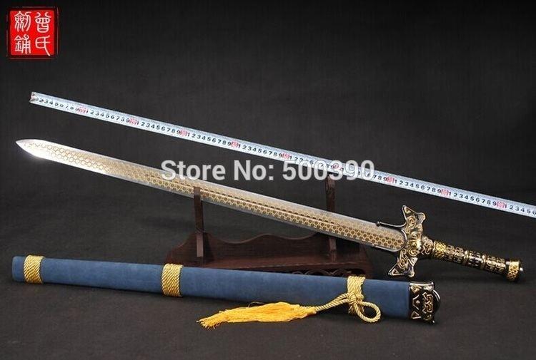 Jian Popular Chinese Jian SwordBuy Cheap Chinese Jian Sword lots from