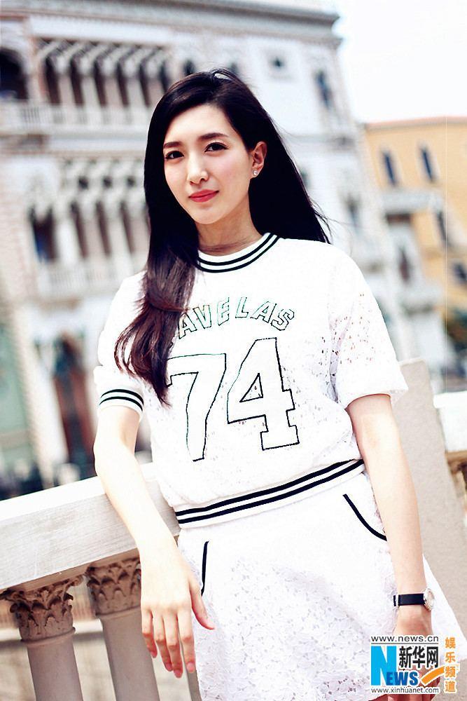Jiang Shuying Chinese actress Jiang Shuying Chinese Entertainment News