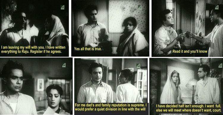 Jiban Trishna Jiban Trishna 1957 Musings