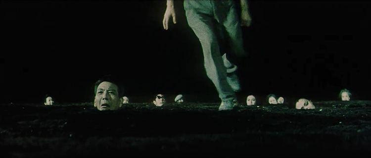 Jigoku (film) Jigoku Hell 1960 HORRORPEDIA