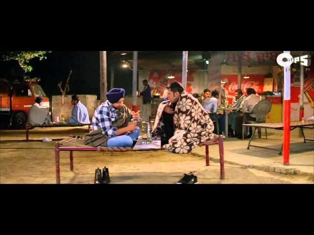 Jihne Mera Dil Luteya movie scenes Diljit and Gippy drinking at Dhaba Really Funny Jihne Mera Dil Luteya Movie