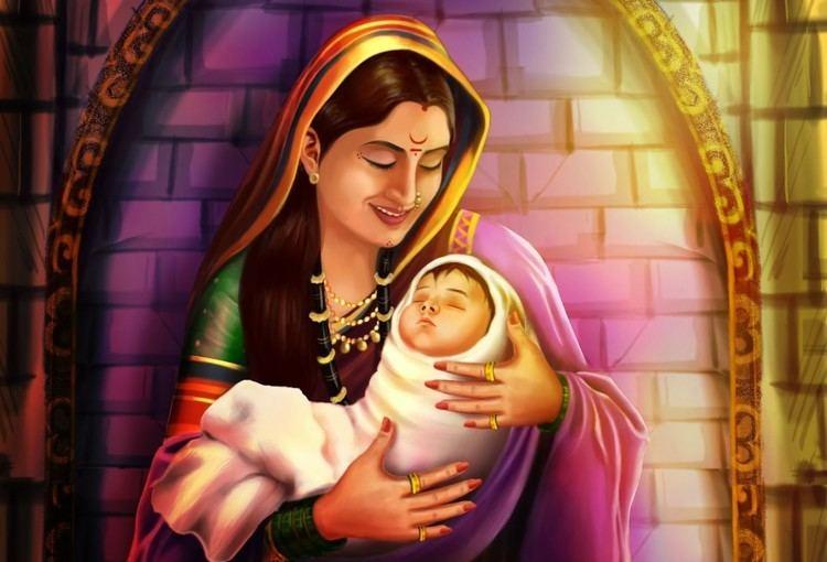 Jijabai Jijabai Eternal Mother Symbol of Faith and Courage