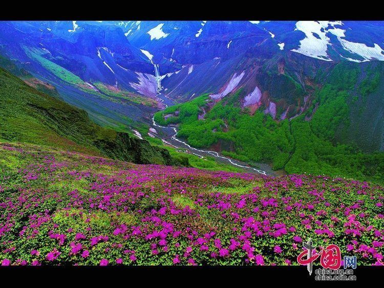 Jilin Beautiful Landscapes of Jilin