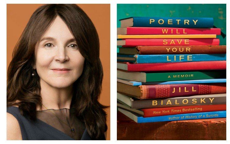 Jill Bialosky How Poetry Saved Jill Bialoskys Life Plus Her 3 MustRead Books of