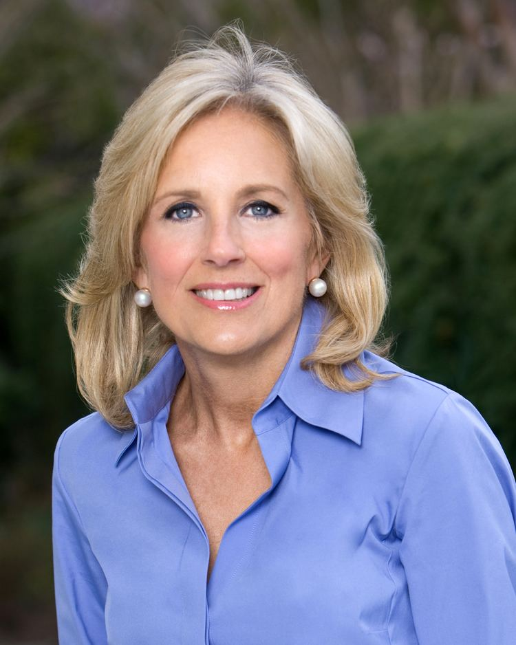 Jill Biden Second Lady of the United States Wikipedia the free