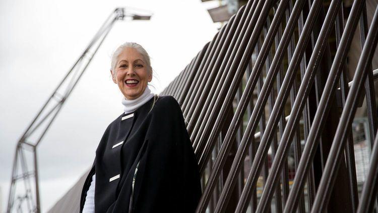 Jill Garner Victorian government architect Jill Garner on the projects Melbourne