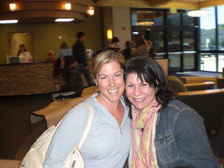 Jill Trenary World Figure Skating Champion Jill Trenary and Kathy Johnson Jill