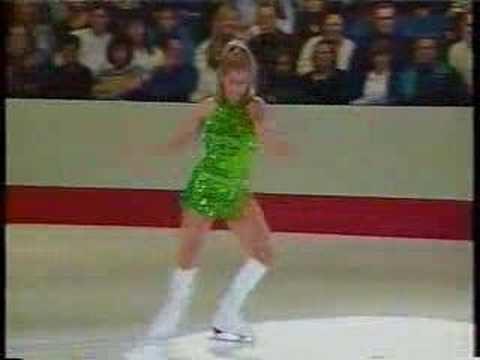 Jill Trenary Jill Trenary 1996 Ice Wars YouTube