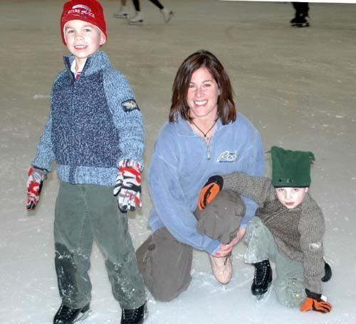 Jill Trenary Parenting mentoring keep former world champ Jill Trenary busy