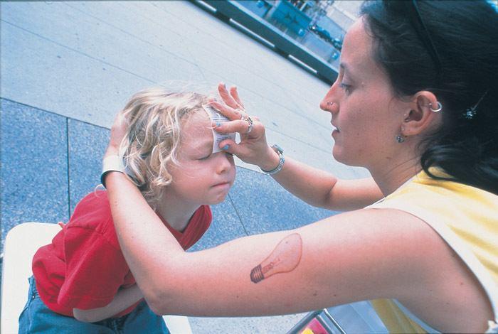 Jillian McDonald Jillian McDonald Power Tattoo Contemporary Art Forum