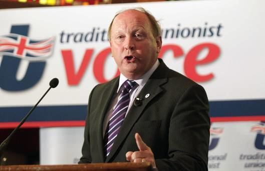 Jim Allister Jim Allister Maverick voice on winning run