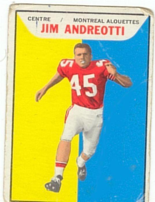 Jim Andreotti Jim Andreotti