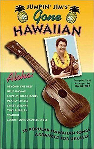 Jim Beloff Amazoncom Jumpin Jims Gone Hawaiian 9780634009341 Jim Beloff