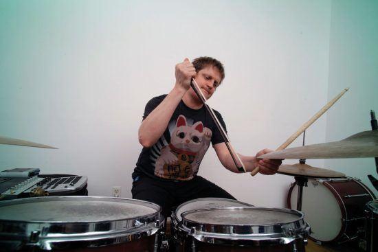 Jim Black Before After with Drummer Jim Black JazzTimes