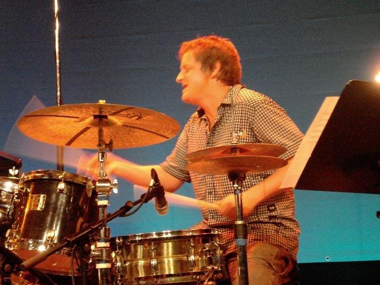 Jim Black Jim Black 2006 yvind Skarb drummer