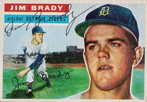 Jim Brady (baseball) Jim Brady Baseball Stats by Baseball Almanac