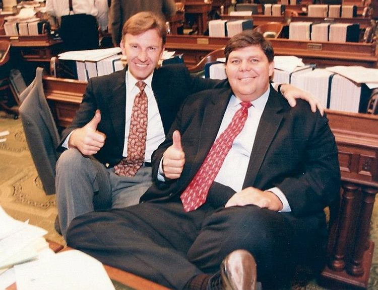 Jim Brulte Jim Brultes campaign to resurrect the California GOP In El Dorado