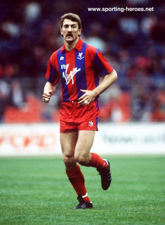 Jim Cannon Jim CANNON League appearances for Palace Crystal Palace FC