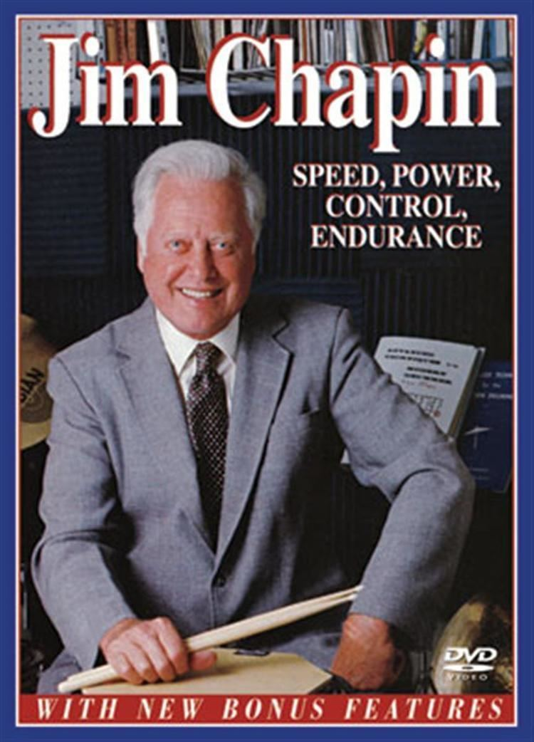 Jim Chapin Jim Chapin Speed Power Control Endurance Percussion