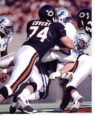 Jim Covert Jim Covert Bears NFL Chicago Bears Pinterest Bears Chicago
