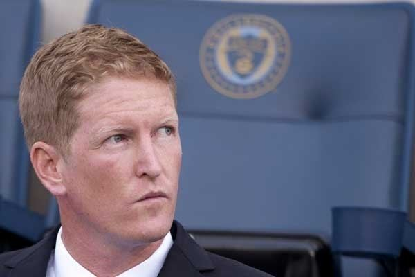 Jim Curtin Is Jim Curtin the head coach for the Philadelphia Union