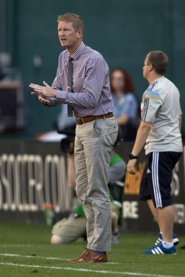 Jim Curtin Jim Curtin quotHappyquot with Union Attack But Admits Team Needs