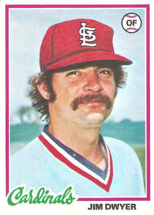 Jim Dwyer (baseball) cardboardgodsfileswordpresscom201001jimdwye