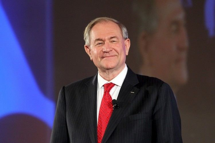 Jim Gilmore Why Is Jim Gilmore Even Running for President The Atlantic