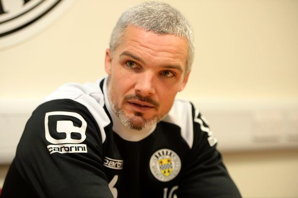 Jim Goodwin One more wrong move and I39m finished at St Mirren admits