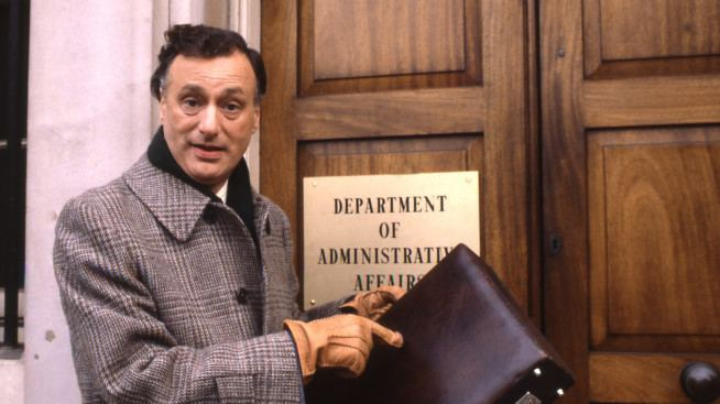 Jim Hacker Yes Minister and Yes Prime Minister Photos Yes Minister Gold