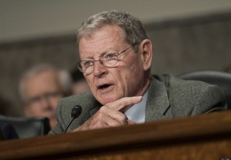 Jim Inhofe James Inhofe Gun Debate Has Nothing To Do With Families