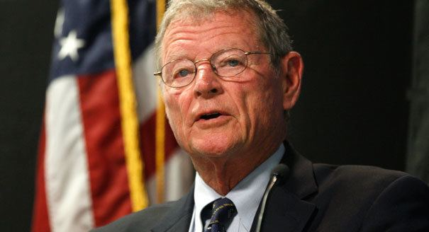 Jim Inhofe Jim Inhofe39s son killed in plane crash