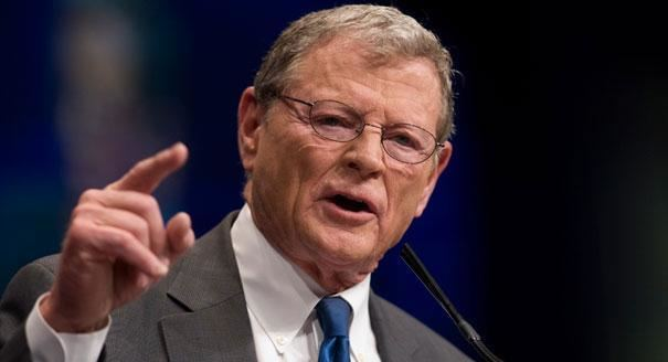 Jim Inhofe Jim Inhofe is still an idiot Part III The Lost Ogle