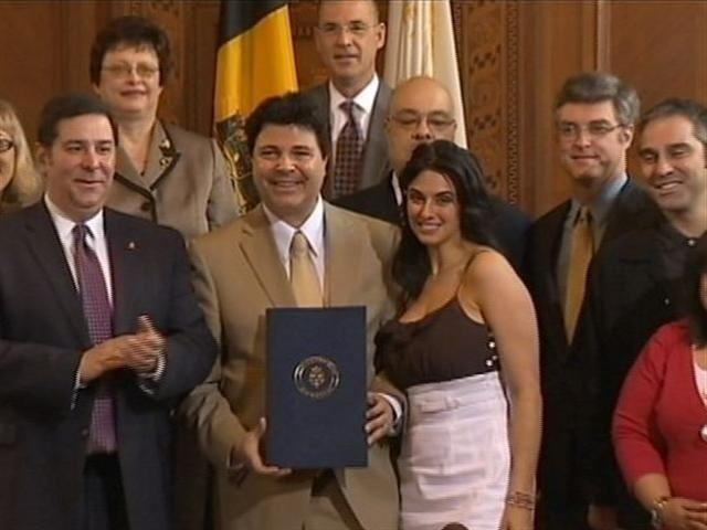 Jim Krenn Jim Krenn recognized by Pittsburgh City Council