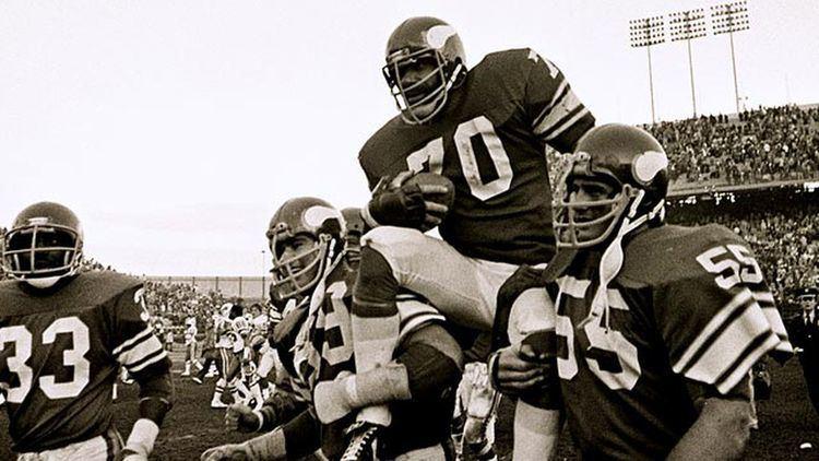 Jim Marshall (gridiron football) Mick Tingelhoff and Jim Marshall Should Be In The Hall of Fame