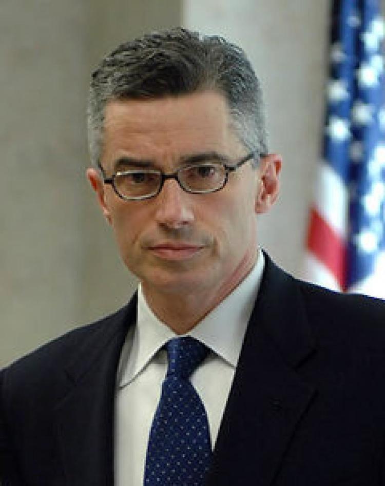 Jim McGreevey Jim McGreevey39s wife drops fraud claim NY Daily News