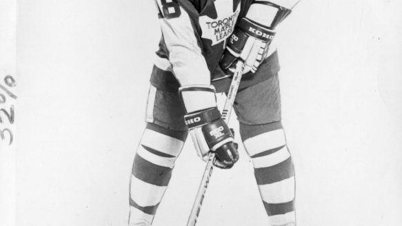 Jim McKenny Maple Leafs vs Bruins playoffs Toronto has a chance