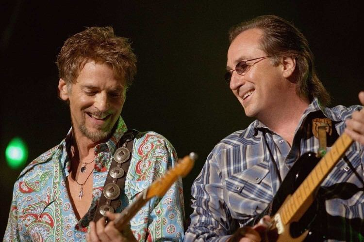 Jim Messina (musician) PopEntertainmentcom Kenny Loggins and Jim Messina interview about