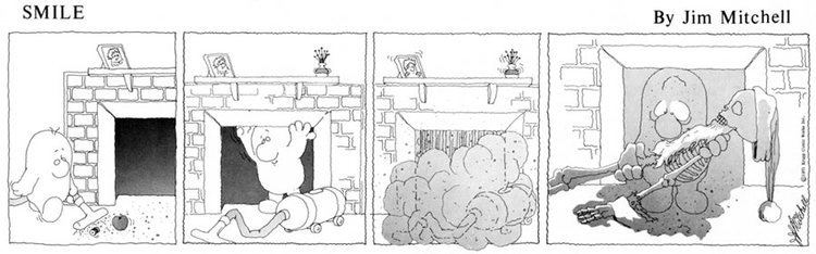 Jim Mitchell (cartoonist) DISTANT THUNDER STUDIOSArtist Jim Mitchellhome