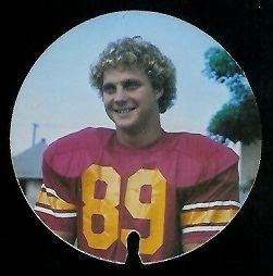 Jim Obradovich wwwfootballcardgallerycom1974USCDiscs20Jim