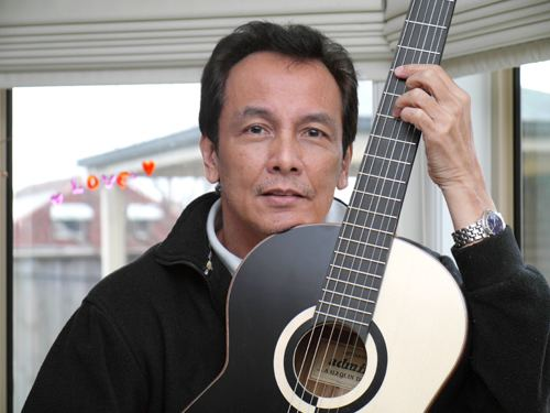 Jim Paredes Writing on Air by Jim Paredes Guitar name Melbourne
