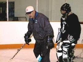 Jim Park (ice hockey) Jim Park Goalie School Toronto Hockey Goaltending Training Camps