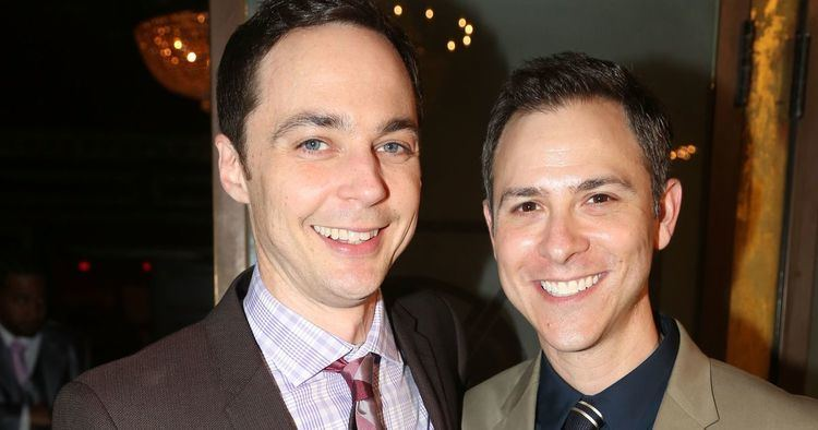 Jim Parsons Big Bang Theorys Jim Parsons marries partner Todd Spiewak after 14