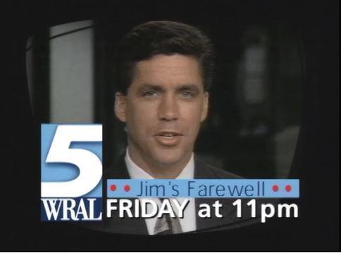 Jim Payne (news anchor) Farewell promo for WRAL News anchor Jim Payne CBC History